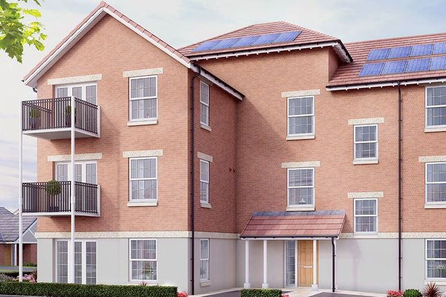 Thumbnail Flat for sale in Off The Balk, Walton, Wakefield