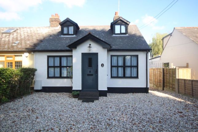 Thumbnail Semi-detached house to rent in Crow Green Road, Pilgrims Hatch, Brentwood