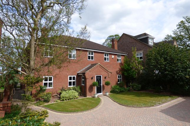 Thumbnail Detached house for sale in Sudbury Place, Louth