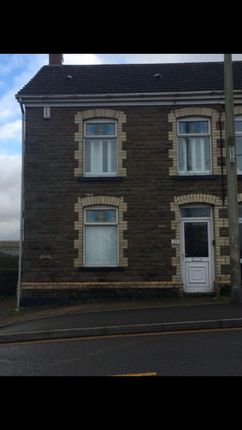 Thumbnail Semi-detached house to rent in Pontardulais Road, Tycroes, Ammanford