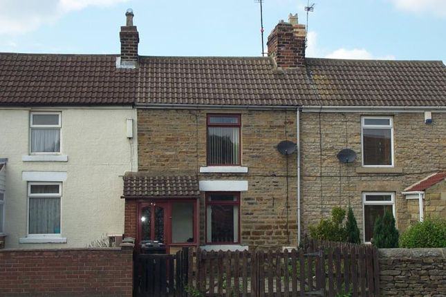 Thumbnail Terraced house to rent in High Street, Howden Le Wear, Co Durham
