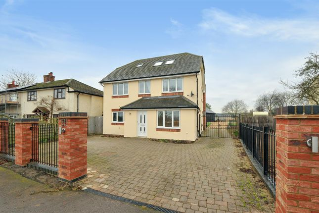 Thumbnail Detached house for sale in Stanford Road, Southill, Biggleswade