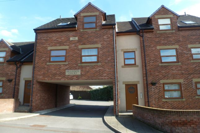 Thumbnail Flat to rent in Brandon Court, Outwood, Wakefield