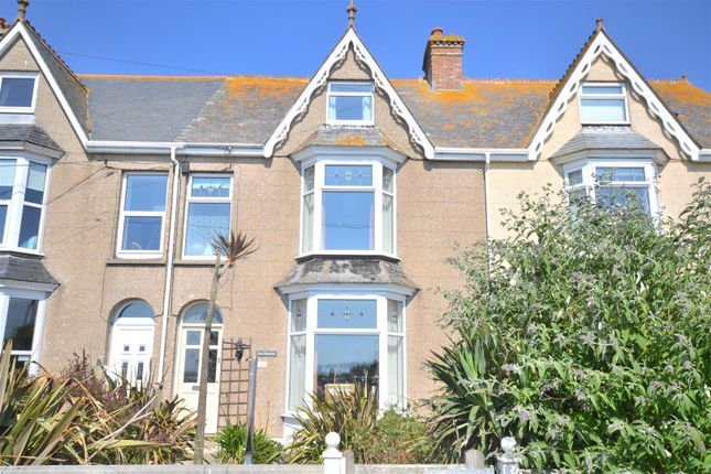 Thumbnail Terraced house for sale in Penmenner Road, The Lizard, Helston