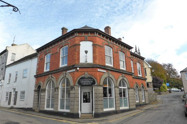 Thumbnail Flat for sale in Market Street, Stratton, Bude