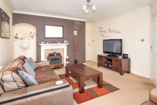 Living Room of Stephens Walk, Brayton, Selby YO8