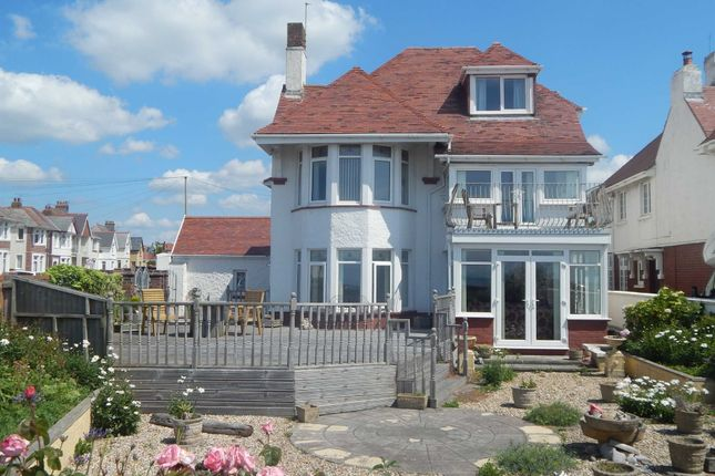 Thumbnail Property for sale in The Crescent, West Road, Nottage, Porthcawl
