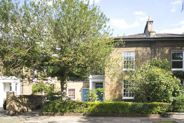 Thumbnail Semi-detached house for sale in Canonbury Park South, Canonbury