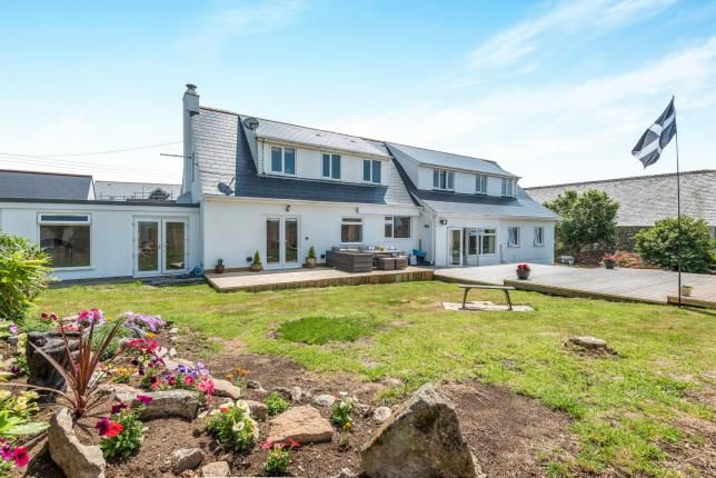 Thumbnail Bungalow for sale in Ashton, Helston, Cornwall