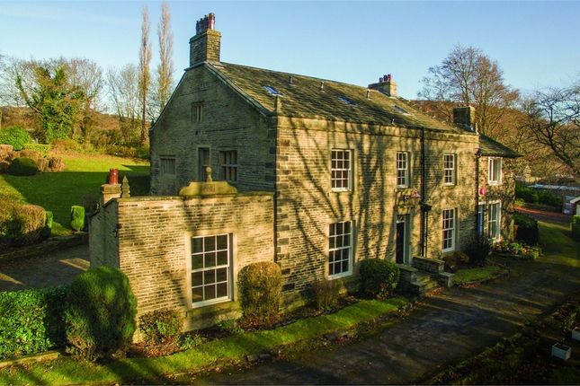 Thumbnail Semi-detached house for sale in Leeds Road, Shibden, Halifax, West Yorkshire