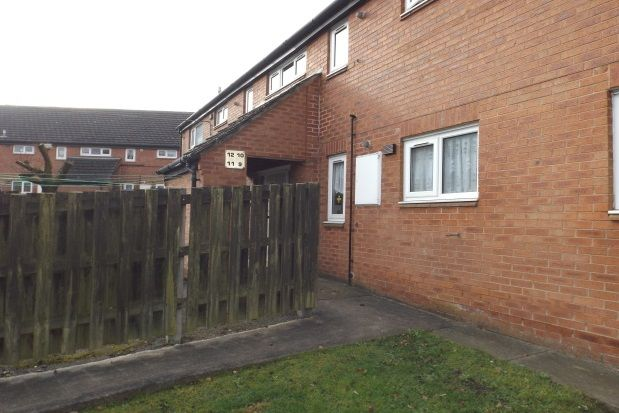 Thumbnail Flat to rent in Iveagh Walk, Riddings, Alfreton