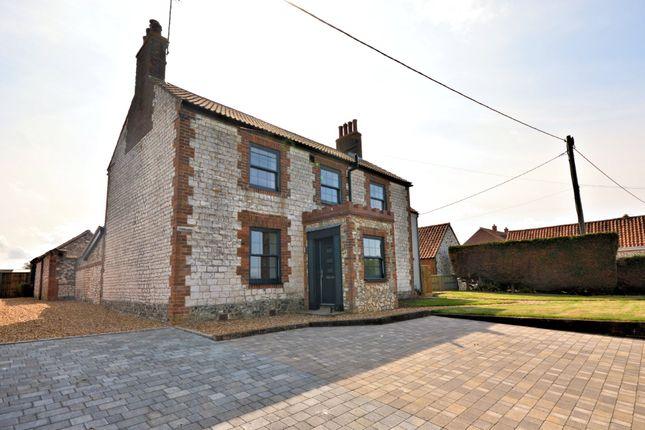 Thumbnail Detached house for sale in High Street, Thornham, Hunstanton