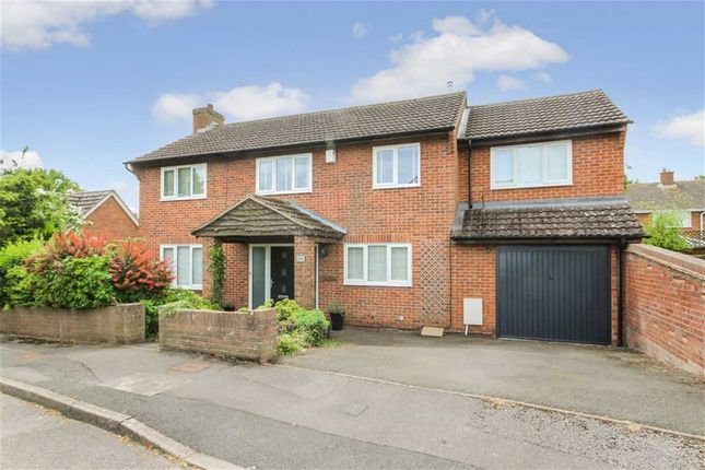 Thumbnail Detached house for sale in Northbank Rise, Royal Wootton Bassett, Swindon