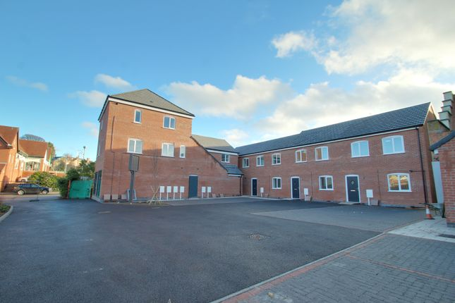 Thumbnail Detached house for sale in Hall Croft, Shepshed, Loughborough