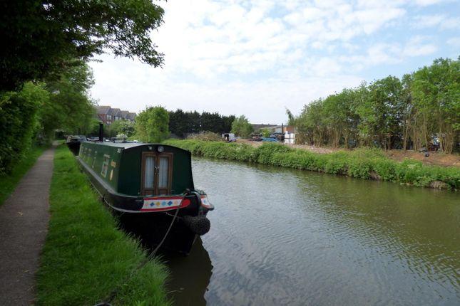 Canal View of Millward Drive, Bletchley, Milton Keynes MK2