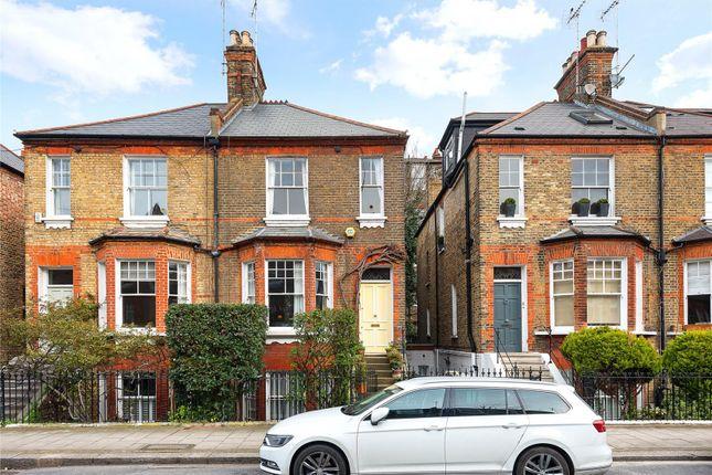 Thumbnail Semi-detached house for sale in Warriner Gardens, Battersea, London