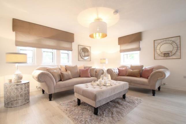 Thumbnail Flat for sale in Hunterhill Gardens, Paisley, Renfrewshire