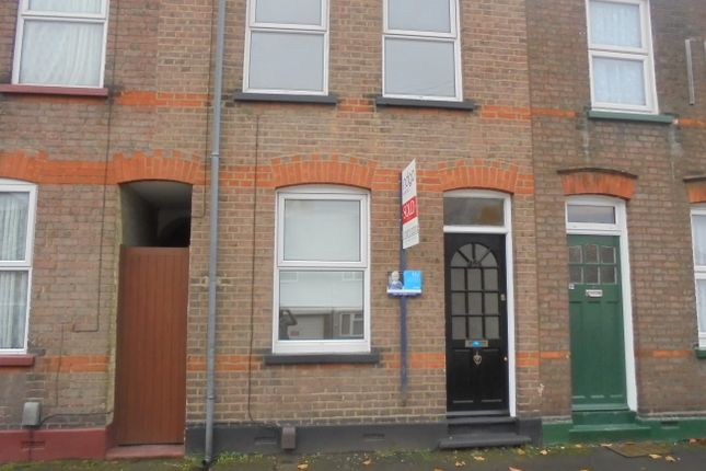 Thumbnail Terraced house to rent in Surrey Street, Luton