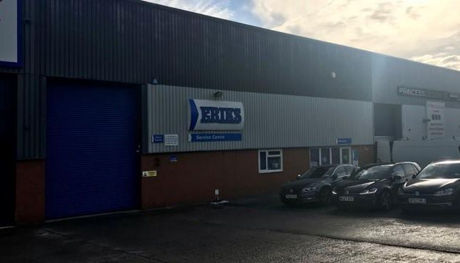 Thumbnail Industrial to let in Etruria Trading Estate, Etruria Way, Hanley, Stoke-On-Trent
