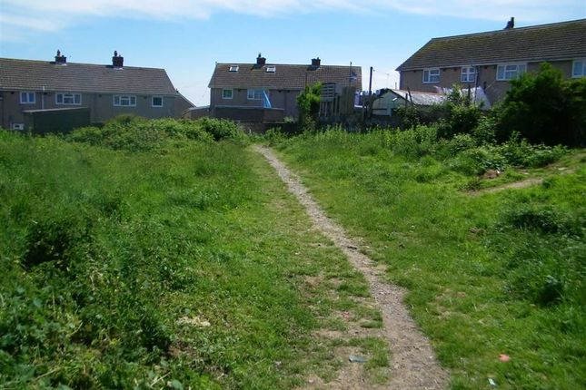 Land for sale in Croft Avenue, Hakin, Milford Haven