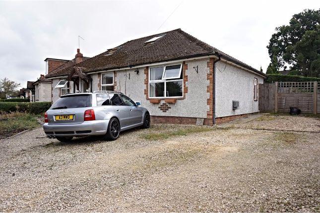Thumbnail Detached bungalow for sale in Homestead Road, Edenbridge
