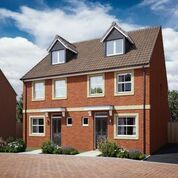 Thumbnail Semi-detached house for sale in Newland Place, The Tetbury, Bradley Road