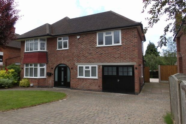 Thumbnail Property to rent in Parkside Gardens South, Wollaton, Nottingham