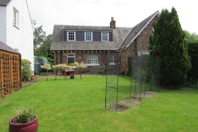 Thumbnail Cottage for sale in Little Blacknowe, Blacklee Brae, Bonchester Bridge, Hawick