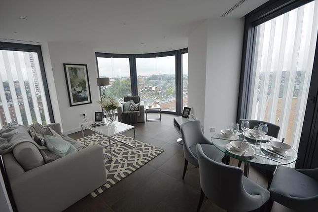 Thumbnail Property for sale in Lexicon, Chronicle Tower, City Road