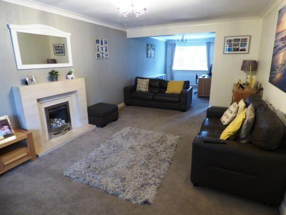 Lounge of Broadwood Close, Disley, Stockport, Cheshire SK12