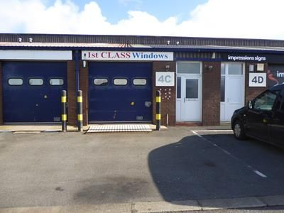 Light industrial to let in Unit 4C, Moor Park Industrial Estate, Kincraig Road, Blackpool, Lancashire