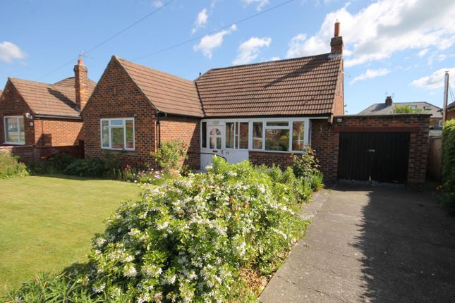 Thumbnail Detached bungalow for sale in Millfield Avenue, Northallerton