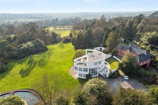 Thumbnail Detached house for sale in St. Anns Hill Road, Chertsey