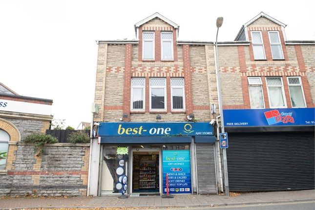 Thumbnail Flat for sale in Barry Road, Barry, Vale Of Glamorgan