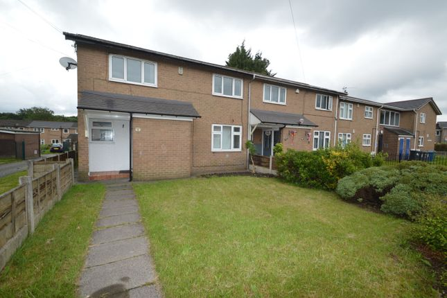Thumbnail Semi-detached house to rent in Dalebeck Walk, Whitefield, Manchester