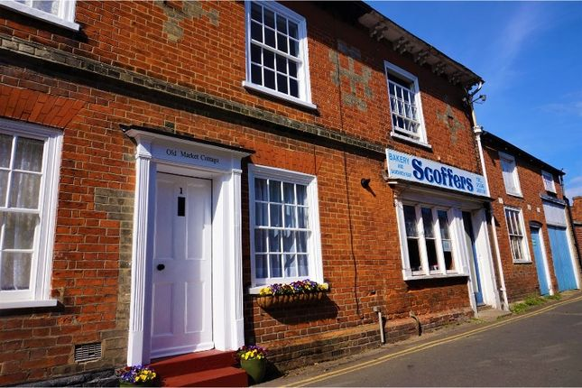 Thumbnail Terraced house for sale in Stour Street, Manningtree