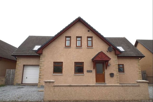 Thumbnail Detached house to rent in Innesmar Wester Whitewreath, Longmorn, Elgin