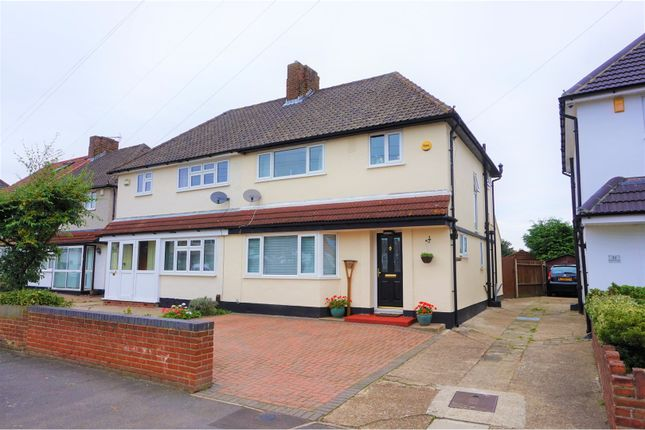 Thumbnail Semi-detached house for sale in Oldfield Road, Bexleyheath