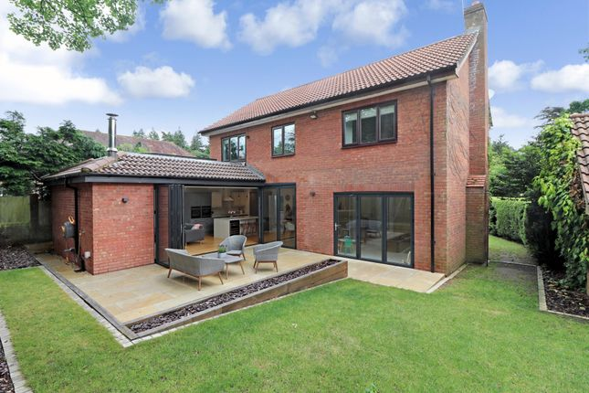 Thumbnail Detached house for sale in Beacon Mews, Beacon Road, West End, Southampton