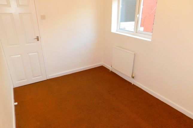 Bedroom  of St. Andrew Road, Anfield, Liverpool L4