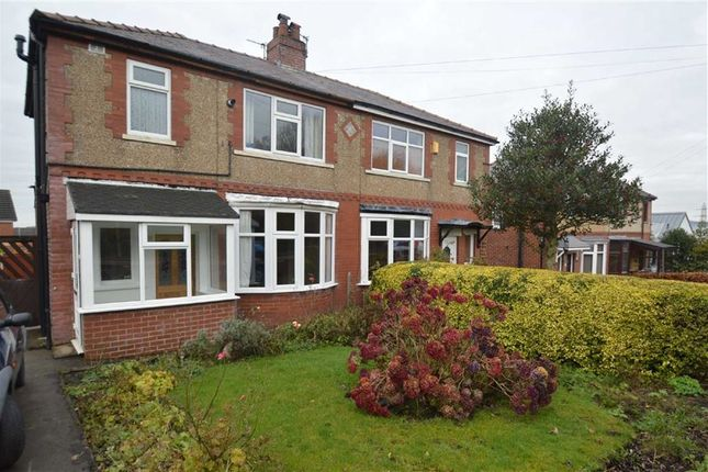 Thumbnail Semi-detached house to rent in Burnley Road, Clayton-Le-Moors, Lancashire