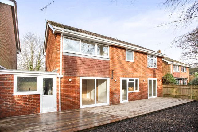Thumbnail Detached house for sale in St Johns Glebe, Rownhams, Southampton