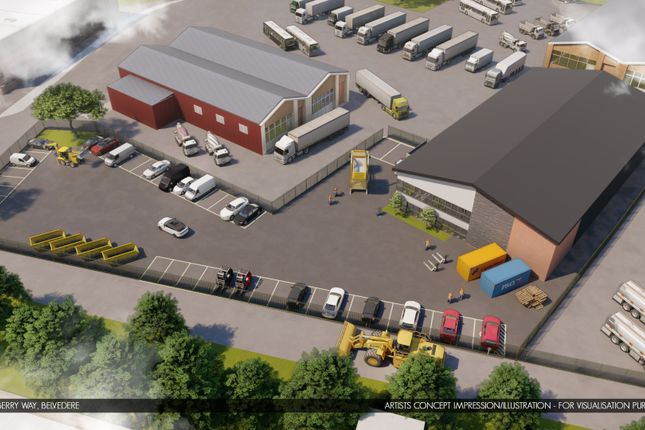 Thumbnail Industrial for sale in Mulberry Way, Belvedere