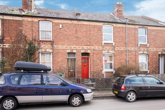Front of St. Pauls Road, Cheltenham, Gloucestershire GL50