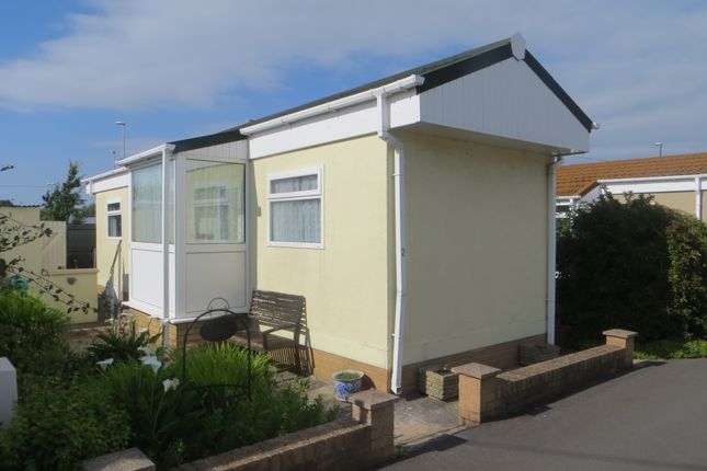 Thumbnail Mobile/park home for sale in Paddock Park, Worle, Weston Super Mare, North Somerset