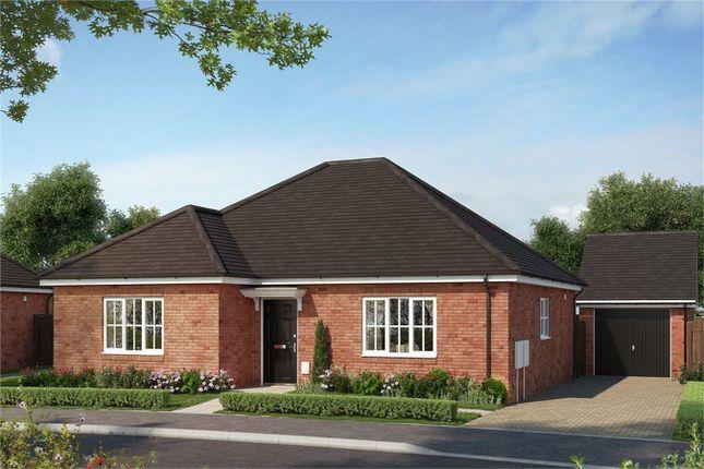 Thumbnail Detached bungalow for sale in Wicken Lea, Bury Water Lane, Newport, Saffron Walden, Essex