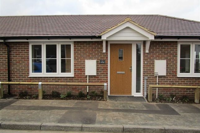 Thumbnail Semi-detached bungalow for sale in Woodpecker Road, Larkfield, Kent