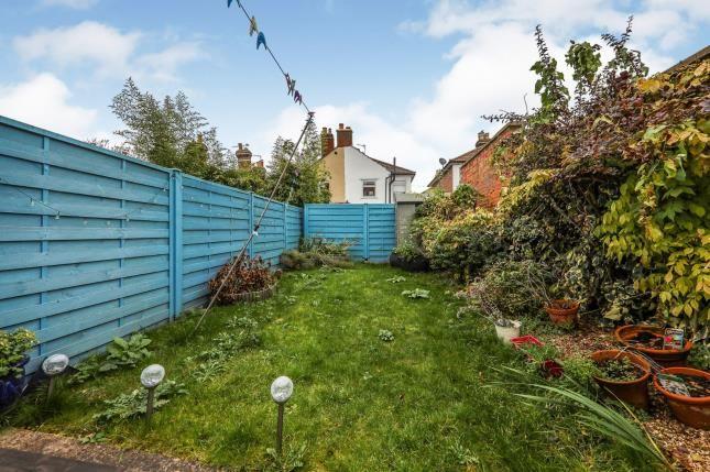 Garden of Onslow Road, Guildford GU1