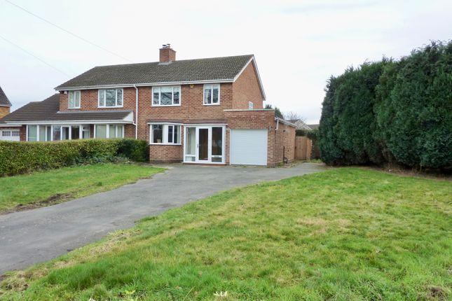 Semi-detached house in  Coleshill Road  Water Orton  Birmingham  Birmingham