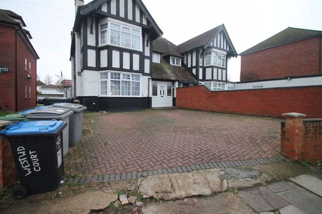 Thumbnail Semi-detached house to rent in Homefield Road, Wembley